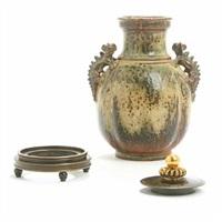 vase by bode willumsen and knud andersen