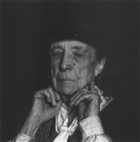 louise bourgeois by oliver mark