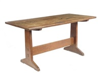 hall table by peter waals