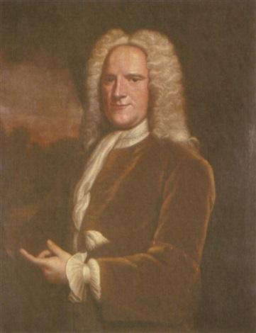 daniel collier, archdeacon of norfolk by john wollaston