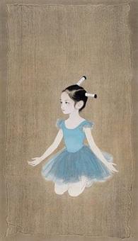 蓝精灵 by luo hanlei