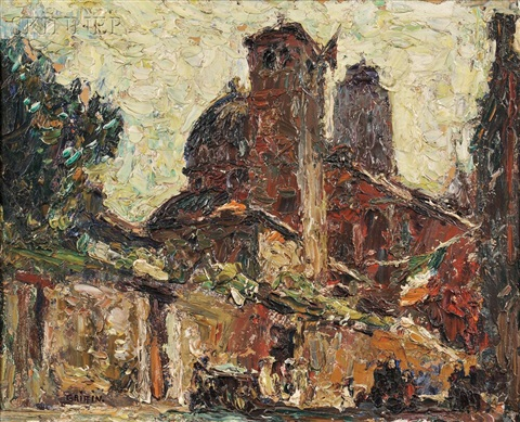 market place venice 1 by walter griffin