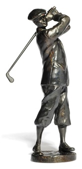 golfer by richard thuss