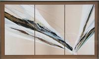 prima i (triptych) by elba alvarez