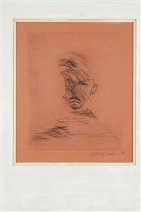 portrait de rimbaud by alberto giacometti