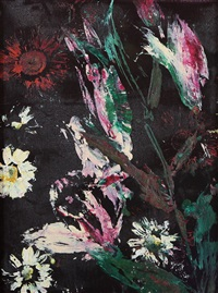 fiorile rosa by massimo barzagli