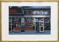 grant's (from urban landscapes) by richard estes