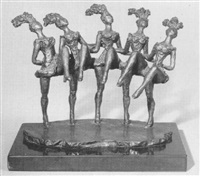 the chorus by constance freedman