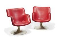chairs (pair) by yrjö kukkapuro