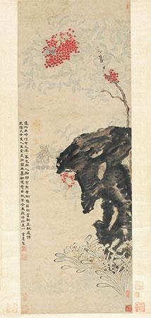 神仙祝寿 by jin nong