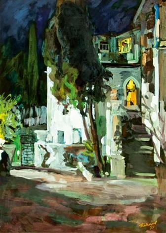 rincón de aldea by viktor babentsev