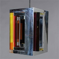 casablanca pendant by simon p. henningsen and ole schwalbe