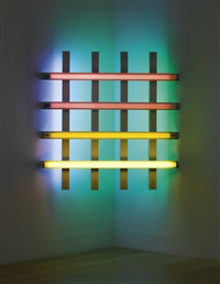 untitled (in honor of harold joachim) 2 by dan flavin