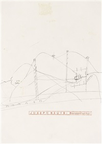 bonzenbunker (18 works) by joseph beuys