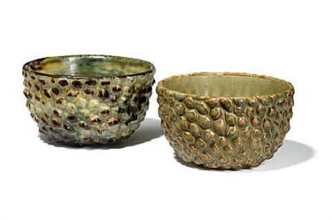 two bowls 2 works by axel johann salto