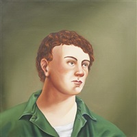 portrait of a gi by nicole eisenman