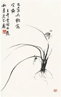 墨兰 by bai jiao
