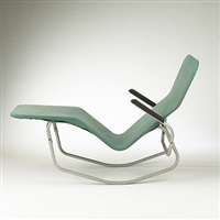 barwa lounge chair by edgar bartolucci