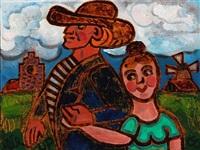 folkvise (ballad) by henry heerup