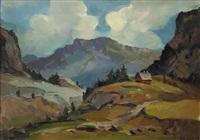 claviere, valle di susa by mario albano