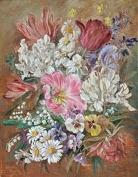 virágcsendélet by johanna moritz