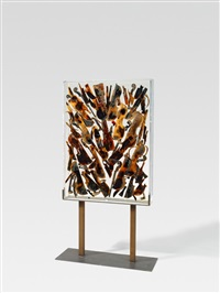 untitled (colère de violons) by arman