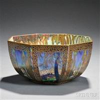 octagonal bowl by wedgwood