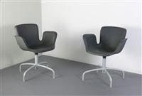 zwei stühle juli (set of 2) by werner aisslinger
