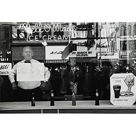 newark by lee friedlander