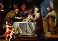 beschneidung christi by franz joseph spiegler