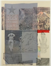 back-out by robert rauschenberg