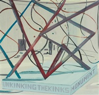 unkinking the kinks by jules de balincourt