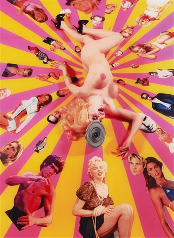 amanda lepore useless fame by david lachapelle