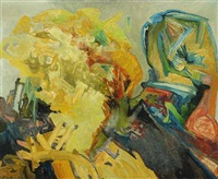 paysage en crise by pierre wemaere