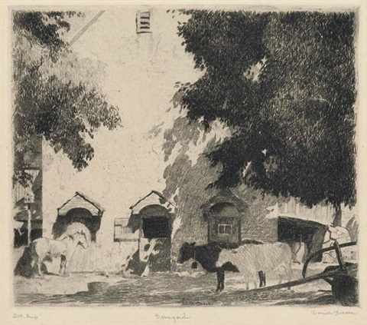 barnyard by daniel garber