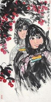 荔香 by zhou bo