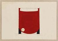 esterno con emblema by cesare tacchi