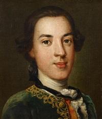 porträt eines adeligen jungen herren by anonymous-russian (18)