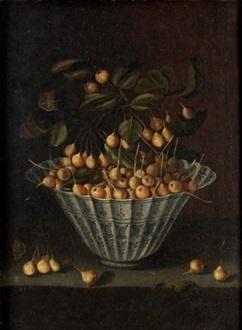 frutero de ceramica con peras de agua by spanish school madrid 17
