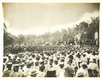 graduation day at tuskegee by cornelius m. battey