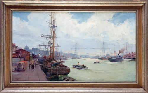 puerto by raphael monleon y torres