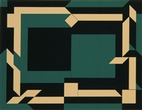 abstrakte kompositionen. 4 by victor vasarely