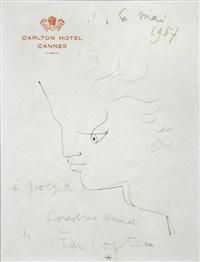 profil by jean cocteau