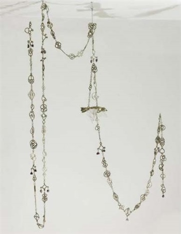 bird chain by kiki smith