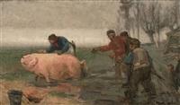 le sacrifice - het offer by marten melsen