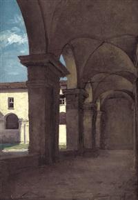 porticato del liceo di san francesco by amedeo ghesio volpengo