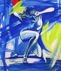 regndanser. dans no. 2 by olga jacobsen