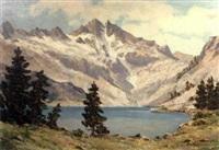 kalwantapitz mountains by maximilian strasky