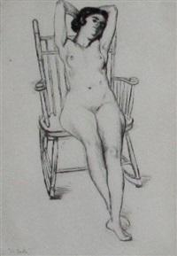 la sieste, le repos, un bon petit somme (3 works) by frank milton armington