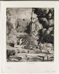 stockton church by daniel garber